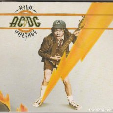 CDs de Música: AC/DC - HIGH VOLTAGE (CD EPIC 2003) DIGIPACK. Lote 77319177