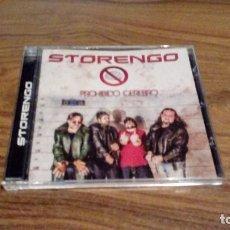 CDs de Música: STORENGO - PROHIBIDO CEREBRO. Lote 77326465