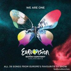 CDs de Música: EUROVISION CONTEST MALMÖ 2013 - 2XCD. Lote 77332533
