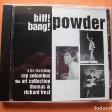 CDs de Música: VARIOS - POWER POP BIFF, BANG! POWDER CD USA 1996 PDELUXE . Lote 77337905