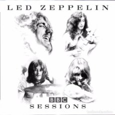 CDs de Música: LED ZEPPELIN - BBC SESSIONS - 2XCD. Lote 77345693