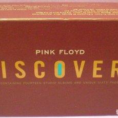 CDs de Música: PINK FLOYD - DISCOVERY - BOX SET CON 14 ÁLBUMES DE ESTUDIO EN CD + LIBRO DE 60 PÁGINAS. Lote 77408409