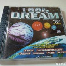 CDs de Música: 100% DREAM (SOLO INCLUYE CD 2). Lote 77426145