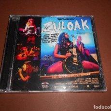 CDs de Música: ZULOAK - CD - TALKA 026KD - PRECINTADO - ZOAZ BEHERA - BETI JAI - DAMUTU IGANDEAN .... Lote 77433693