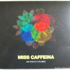 CD de Música: MISS CAFFEINA. DE POLVO Y FLORES. 2013.. Lote 77457389