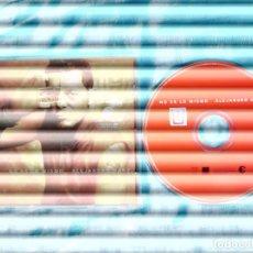 CDs de Música: ALEJANDRO SANZ - NO ES LO MISMO (CD). Lote 77519065