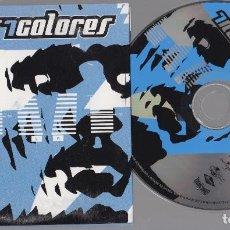 CDs de Música: 7 NOTAS 7 COLORES CD MAXI BUAH! (5 TRACKS) 2000 . Lote 77521737