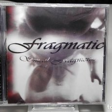 CDs de Música: CD - ALBUM - FRAGMATIC ?– SMALL FRAGMENTS ( PRECINTADO!) - RARO!. Lote 77524781