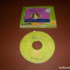 CDs de Música: LAS MUSICAS DE BRASIL - LIBRO CD - ( EDICION EXCLUSIVA FNAC ) - ZECA BALEIRO - ELEONORA FALCONA .... Lote 77544009
