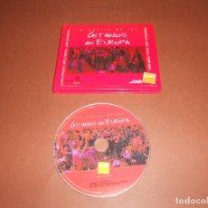 CDs de Música: LA MUSICA DE LOS GITANOS EN EUROPA - LIBRO CD - ( EDICION EXCLUSIVA FNAC ) - ESMA - TEJUELA .... Lote 77544373