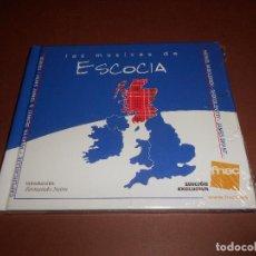 CDs de Música: LAS MUSICAS DE ESCOCIA - ( EDICION EXCLUSIVA FNAC ) - PRECINTADO - MICHAEL MCGOLDRICK - RUNRIG .... Lote 77545105