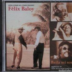 CDs de Música: FELIZ BALOY AFRO-CUBAN ALLSTARS PRESENT BAILA MI SON. Lote 77548586