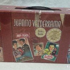 CDs de Música: MALETA JUANITO VALDERRAMA, COMPLETA. Lote 95814038