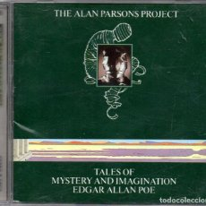 CDs de Música: TALES OF MISTERY AND IMAGINATION (THE ALAN PARSONS PROJECT). Lote 77557613