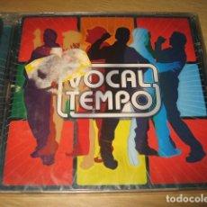 CDs de Música: CD VOCAL TEMPO - SONY MUSIC AÑO 2009 PRECINTADO. Lote 77586469