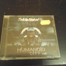 CDs de Música: CD - TOKIO HOTEL - HUMANOID CITY LIVE - PRECINTADO. Lote 77658365