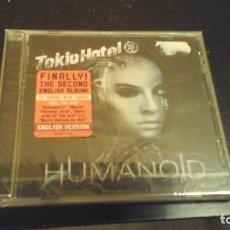 CDs de Música: CD - TOKIO HOTEL - HUMANOID - PRECINTADO. Lote 77659009