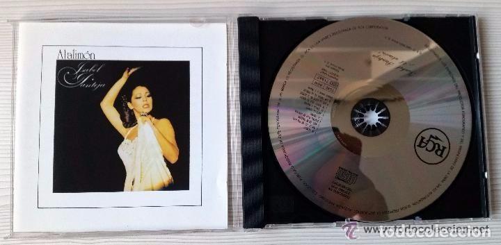 ISABEL PANTOJA (AL ALIMÓN ) (Música - CD's Flamenco, Canción española y Cuplé)