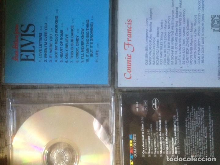 CDs de Música: 6 Cds variados - Foto 4 - 77679915
