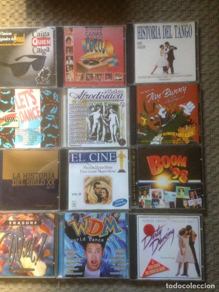 12 CDS VARIADOS (Música - CD's Otros Estilos)