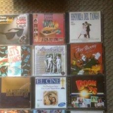 CDs de Música: 12 CDS VARIADOS. Lote 77680798
