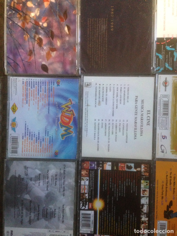 CDs de Música: 12 Cds variados - Foto 4 - 77680798