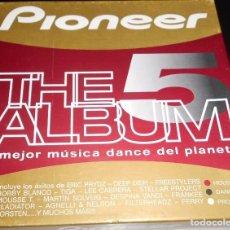 CDs de Música: PIONEER THE ALBUM 5 HOUSE DANCE PROGRESSIVE 3 CD,S VARIOS. Lote 77722817