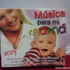 CDs de Música: MÚSICA PARA MI MAMÁ 2 CDS. Lote 77943469
