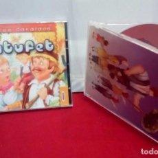 CDs de Música: LOTE 2 CDS CUENTOS INFANTILES EN CATALÁN. Lote 77943581