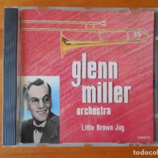 CDs de Música: CD GLENN MILLER ORCHESTRA - VOLUME 2 - LITTLE BROWN JUG (S8). Lote 77956477