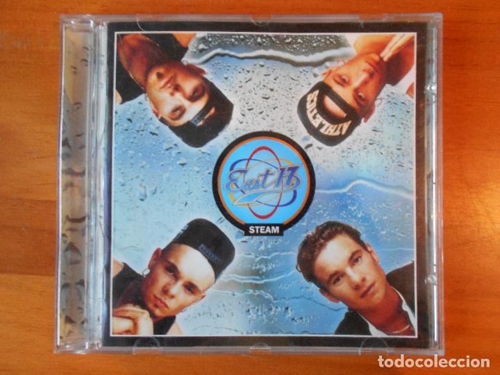 CD EAST 17 - STEAM (S8) (Música - CD's Pop)