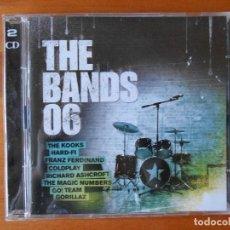 CDs de Música: CD THE BANDS 06 (2 CD) (U8). Lote 77982005