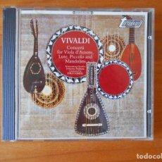 CDs de Música: CD VIVALDI - CONCERTOS (V8). Lote 78001417