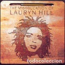 CDs de Música: LAURYN HILL - THE MISEDUCATION OF LAURYN HILL (CD, ALBUM) . Lote 78036745
