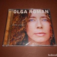 CDs de Música: OLGA ROMAN ( VUELTAS Y VUELTAS ) - CD - PRECINTADO - VOY SIN RELOJ - ALREDEDOR DE LA LUNA - AGAIN ... Lote 78055669