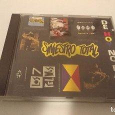 CDs de Música: SINIESTRO TOTAL , DE HOY NO PASA. Lote 78083649