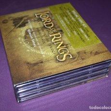 CDs de Música: PACK TRILOGÍA BSO EL SEÑOR DE LOS ANILLOS. Lote 78206853