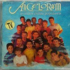 CDs de Música: ANGELORUM GRANDES ÉXITOS INFANTILES SÓLO EL CD 1. Lote 187105026