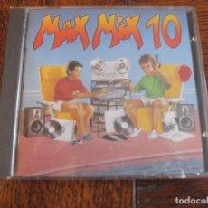 CDs de Música: MAX MIX 10. Lote 78239573