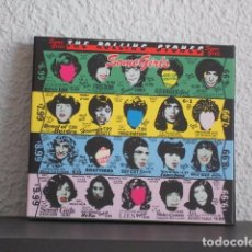 CDs de Música: THE ROLLING STONES-CD SOME GIRLS. Lote 78295113