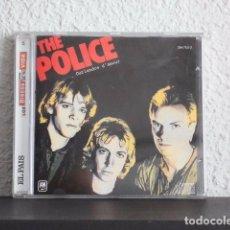 CDs de Música: THE POLICE-CD OUTLANDOS DAMOUR. Lote 78296389