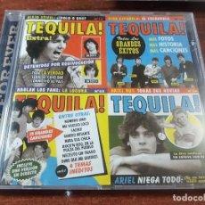CDs de Música: TEQUILA. Lote 78356685