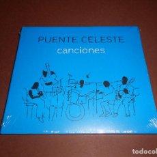 CDs de Música: PUENTE CELESTE ( CANCIONES ) - CD - DIGIPACK - PRECINTADO - NOCHE DE PAPEL - PINCHE TIRANO .... Lote 78361825