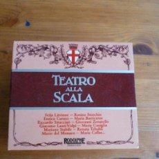 CDs de Música: 12 CD SET WITH BOOKLET CONTAINING VERDI'S RIGOLETTO,IL TROVATORE,AIDA,REQUIEM & OTELLO ALSO INCLUDES. Lote 78676045