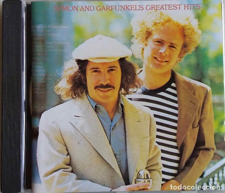 SIMON AND GARFUNKEL´ S. GREATEST HITS. CD (Música - CD's Country y Folk)