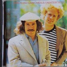 CDs de Música: SIMON AND GARFUNKEL´ S. GREATEST HITS. CD. Lote 78852965