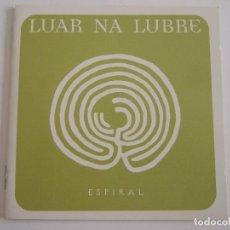 CDs de Música: CD LUAR NA LUBRE - ESPIRAL - 2002 - 9 TEMAS. Lote 78992605