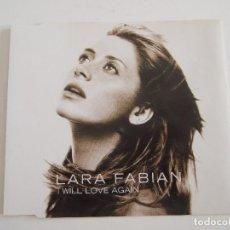 CDs de Música: CD LARA FABIAN - I WILL LOVE AGAIN - CD SINGLE PROMO - 2000 - . Lote 78993197