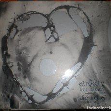 CDs de Música: ATROCITY FEAT. DAS ICH – DIE LIEBE CD DIGIPAK LAIBACH. Lote 79008301
