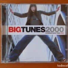 CDs de Música: CD BIG TUNES 2000 - 42 MASSIVE DANCE TUNES - 2 CDS (X8). Lote 79015977